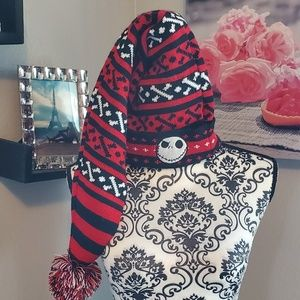 Nightmare Before Christmas long beenie